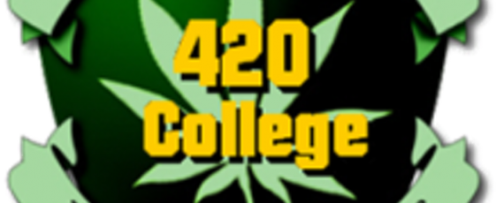 California college for 420